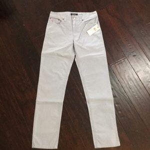 NWT polo light blue chino jeans